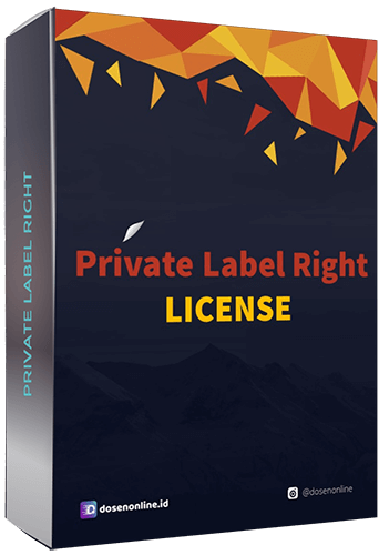 Private Label Right